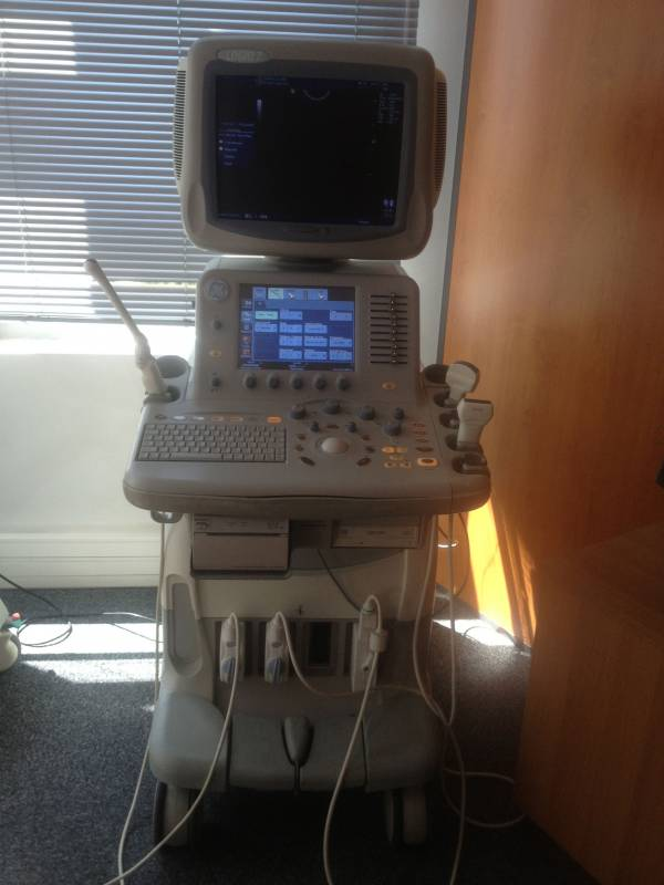 Echographe ge logic 7 d 39 occasion mat riel d 39 imagerie m dicale icomed imaging - Cabinet radiologie marseille ...